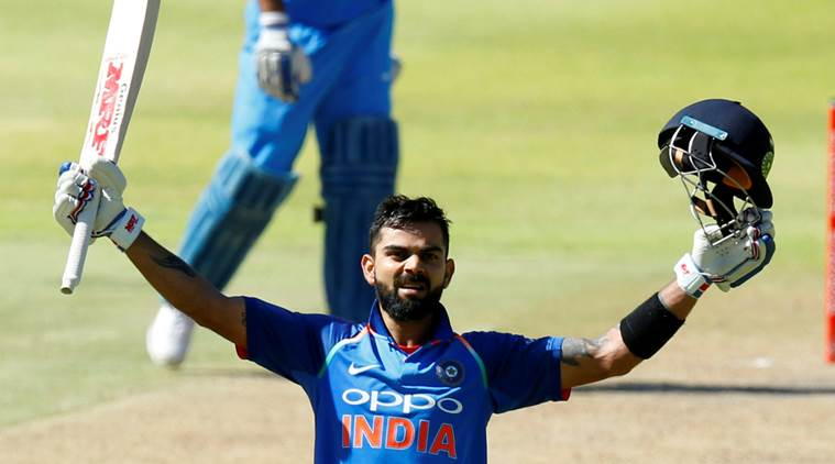 India lead 3-0 against South Africa in ODI series.