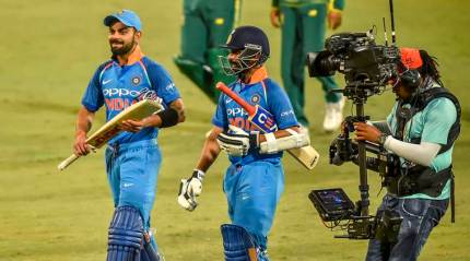 For Virat Kohli & Co, a 'job' well done