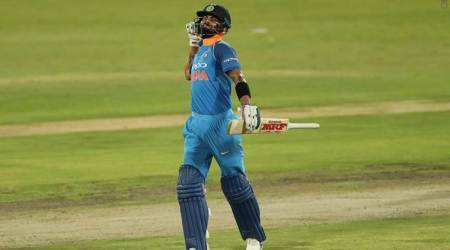 India vs South Africa, Virat Kohli, Virat Kohli runs, Virat Kohli hundred, India tour of South Africa 2018, sports news, cricket, Indian Express