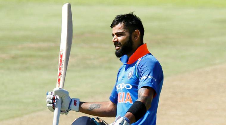 Intensity is the key for me, says Kohli