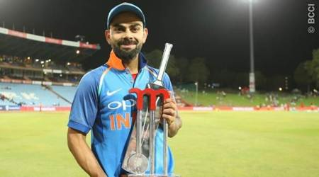 Virat Kohli: India's run machine continues to break records at will