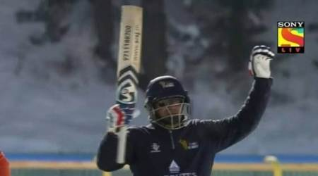 Ice Cricket: Might have left cricket but still remember how to wield the willow, says Virender Sehwag