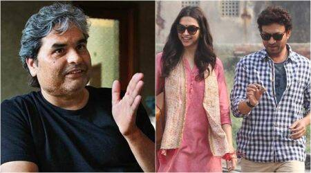 Vishal Bhardwaj delays film over Irrfan Khan and Deepika Padukone's bad health