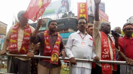 Andhra Pradesh bandh: Schools shut, bus service suspended; TDP raises budget issue inParliament