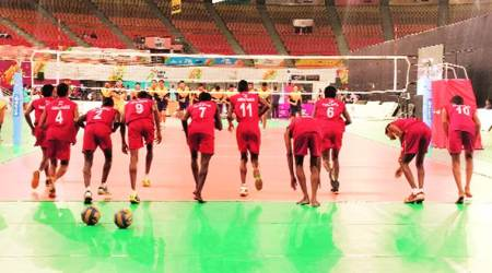 Khelo India School Games: Playing barefoot, Andhra Pradesh spikers show courage