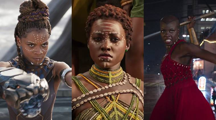 black panther wakanda women