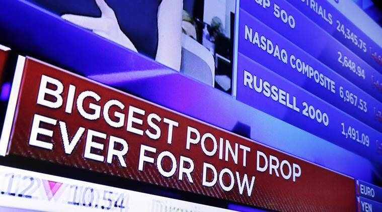 Wild ride continues at Wall Street