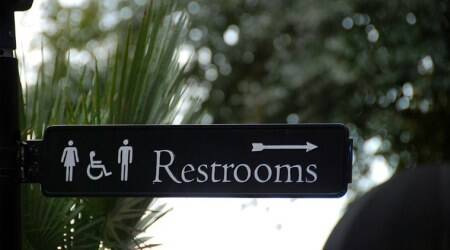 Wait, what? 43-yr-old woman arrested for POOPING in public 3 times at the samespot