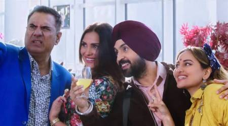 Welcome to New York box office collection day 2: The road ahead is difficult for this Sonakshi Sinha and Diljit Dosanjh film