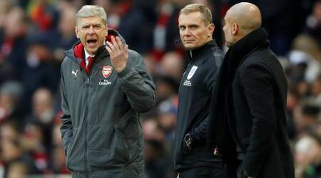 Arsenal vs Manchester City: Arsene Wenger rues defensive errors, takes swipe at video assistant referee
