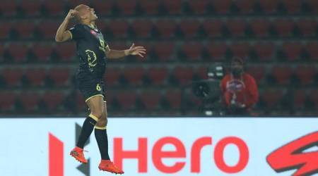 Wes Brown guides Kerala Blasters to 1-0 win over NorthEast United FC