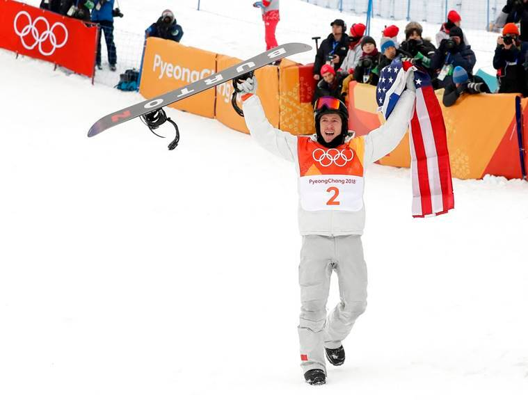 Shaun White Winter Olympics gold