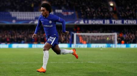 Chelsea's Willian puts Jose Mourinho friendship aside for Manchester United clash