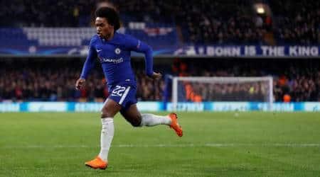 Willian keen to stay in Chelsea underSarri