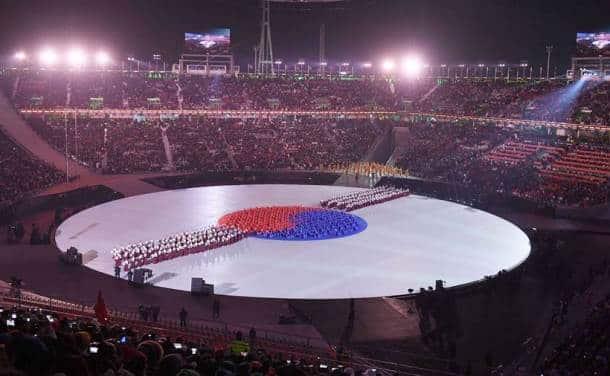 2018 Winter Olympics opening ceremony, PyeongChang 2018 Olympic Winter Games, Pyeongchang County, South Korea, 2018, winter olympics sports