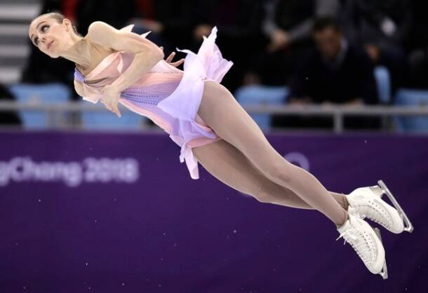 Winter Olympic Games 2018: Funniest facial expressions captured during figure skating