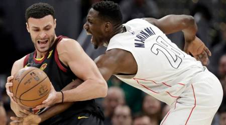 NBA: Washington Wizards beat Cavaliers in first game in Cleveland since trades