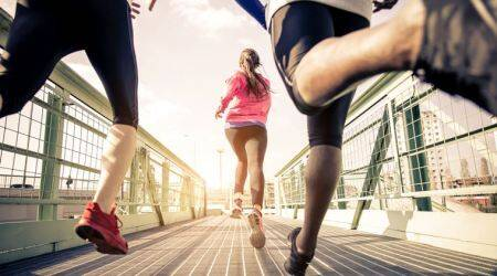 Running marathon boosts immunity says a study