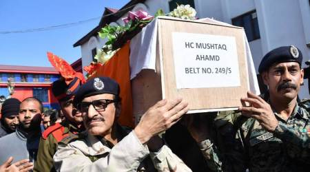 Militants kill cops in Srinagar hospital: My cousin was killed because he exercised restraint, didn't fire, says family member