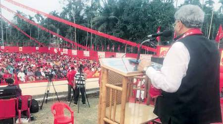 Tripura: At seat of tribal movement, CPM assesses BJP and itself