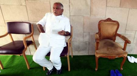 Karnataka Assembly elections — Son Vijayendra denied ticket, party hint for BS Yeddyurappa: Stay in line