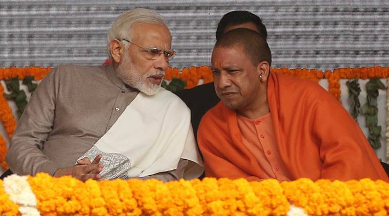 Road to India's development goes through UP: CM Adityanath