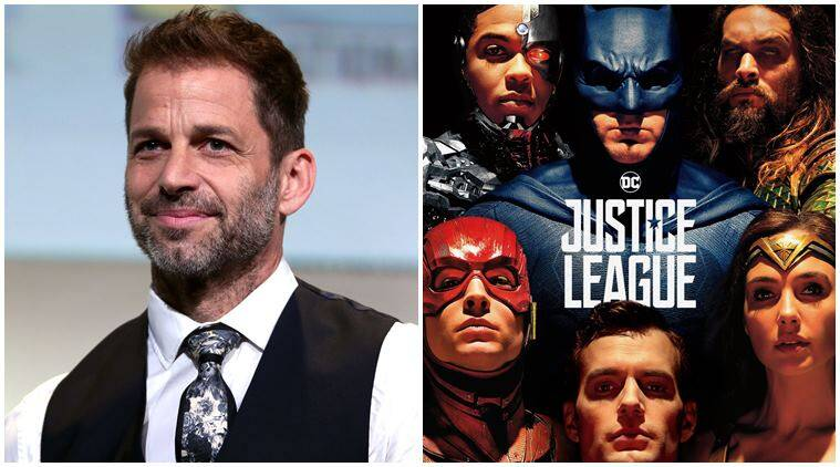 Was Zack Snyder fired from Justice League?