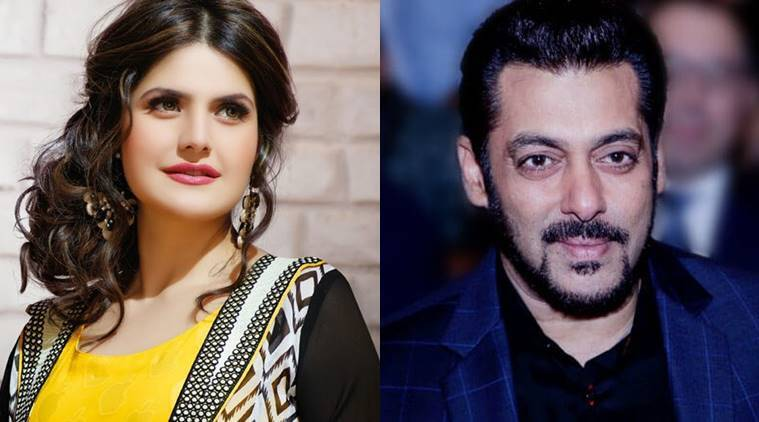 Zareen Khan latest movies, salman khan