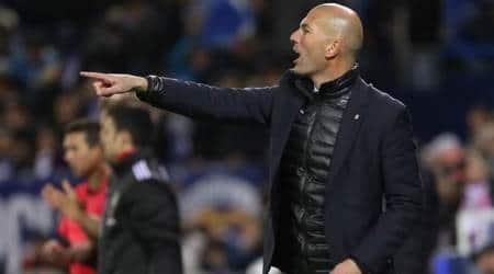 Zinedine Zidane proud of Real Madrid's emphatic response after poorstart