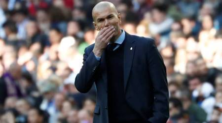 Zinedine Zidane's hard luck story of his own making as Real Madridlose