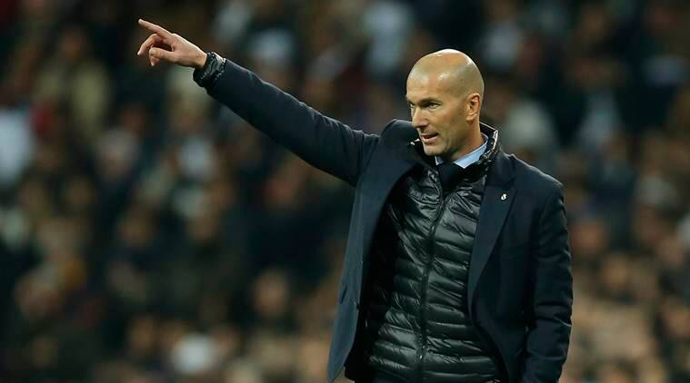 Zidane hints at resigning from Real Madrid