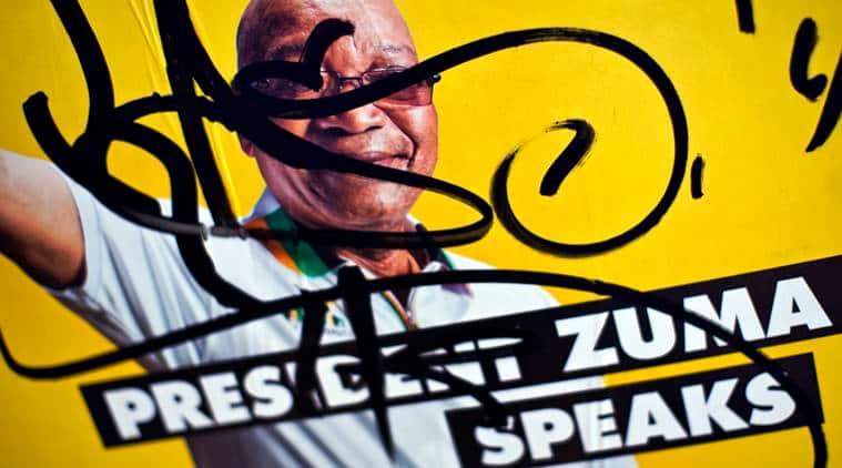 South Africa politics, Jacob Zuma, African National Congress, South Africa President, South Africa scandals, Indian Express