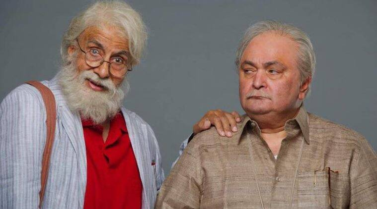 Amitabh Bachchan's 102 Not Out Movie Trailer Released