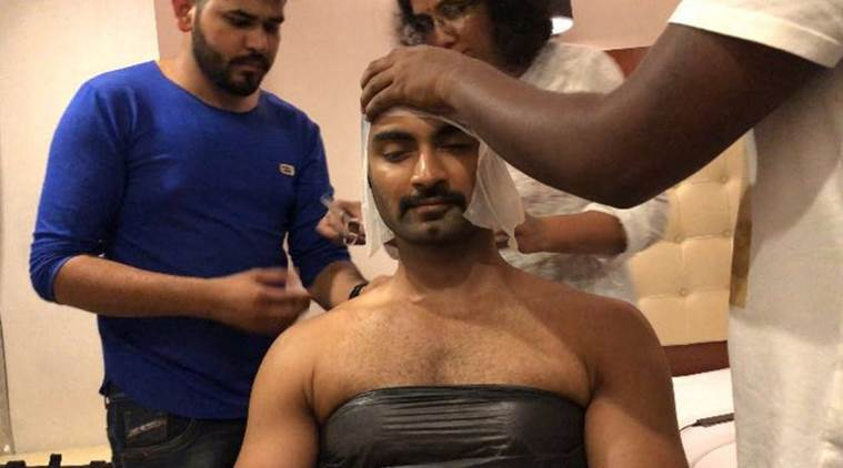 102 Not Out prosthetic makeup artists on board for Atharvaa Boomerang