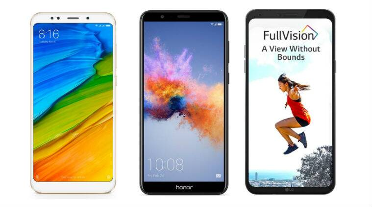 Redmi Note 5 Redmi Note 5 Pro Honor 9 Lite Top Mobiles Under Rs