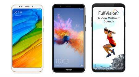 Redmi Note 5, Redmi Note 5 Pro, Honor 7X, Honor 9 Lite, Redmi Note 5 sale, Redmi Note 5 Pro price in India, Redmi Note 5 price in India, budget mobile phones, sub 15k phones, Full View display budget mobiles