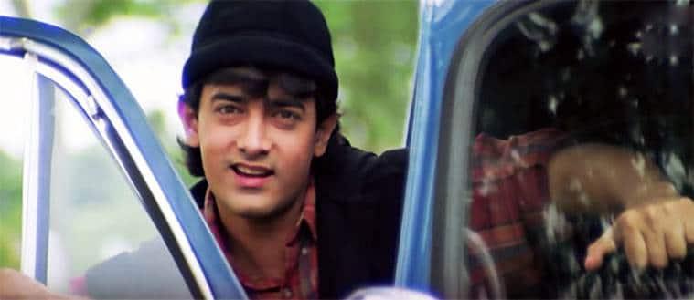 aamir khan in Raja Hindustani
