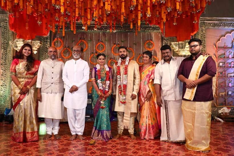 Keerthana Akshay wedding photos