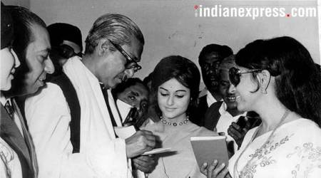 On Bangladesh independence day, rare photographs of Sheikh Mujibur Rahman with Indianpersonalities