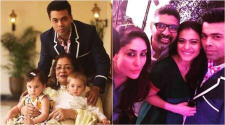 Kajol, Kareena Kapoor and Rani Mukerji make Karan Johar's mother Hiroo's birthday bash a big one