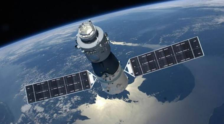 Chinese space station Tiangong-1 is falling to earth, expecting a Easter Sunday crash