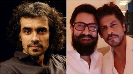 Need Shah Rukh's exuberance, Aamir's content to break through different markets: Imtiaz Ali