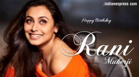 Happy birthday Rani Mukerji: Revisiting the actor's breakthrough performance in Sanjay Leela Bhansali's Black