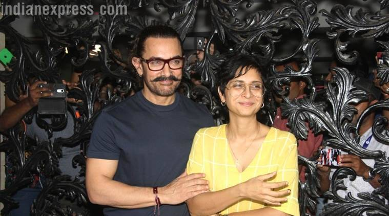 aamir khan birthday celebrations