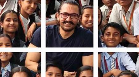 Aamir Khan is a trendsetter on Instagram too