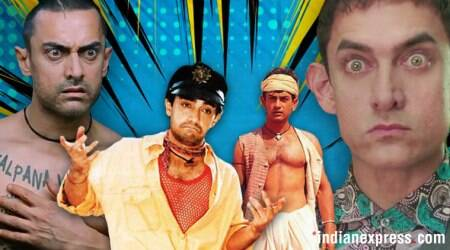 Aamir Khan through the ages