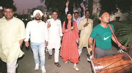 20 bachche coma se jaag gaye: AAP hails 'big win for small party'