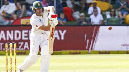 AB de Villiers is only human and we can get him out four more times in the series: Mitchell Starc