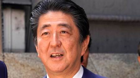 Japan's Shinzo Abe aims to rewrite constitution in third term