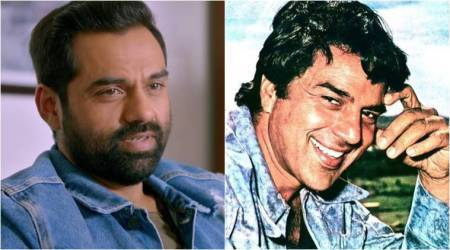 abhay deol on working with dharmendra
